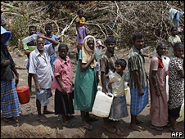 Refugiados tamiles