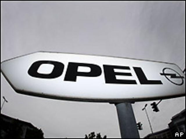 Sucursal de Opel