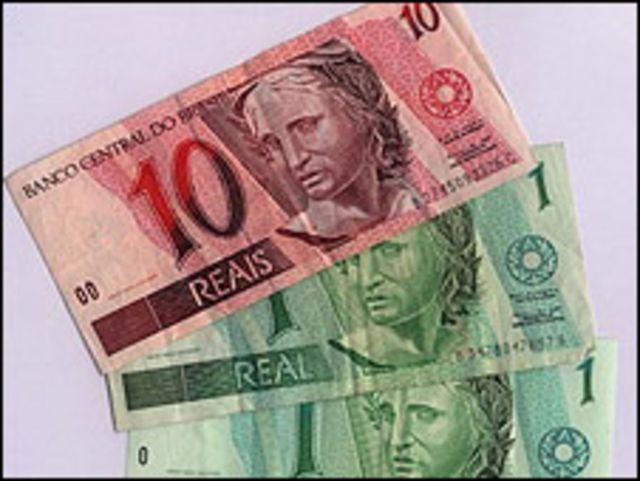 Billetes brasileños