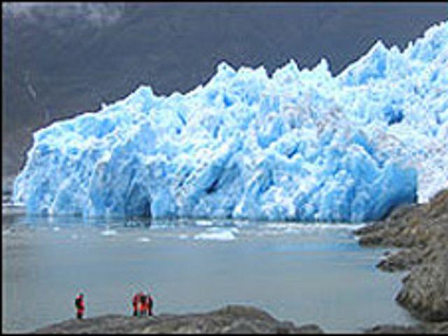 El Glaciar de San Rafael, en Chile / Foto: Universidad de Gales