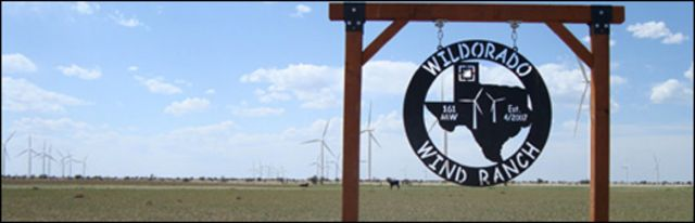 Una hacienda en Texas