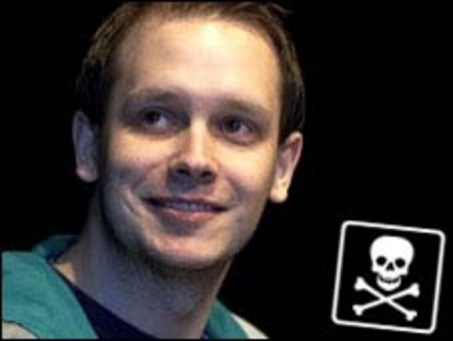 Peter Sunde, co-fundador de The Pirate Bay