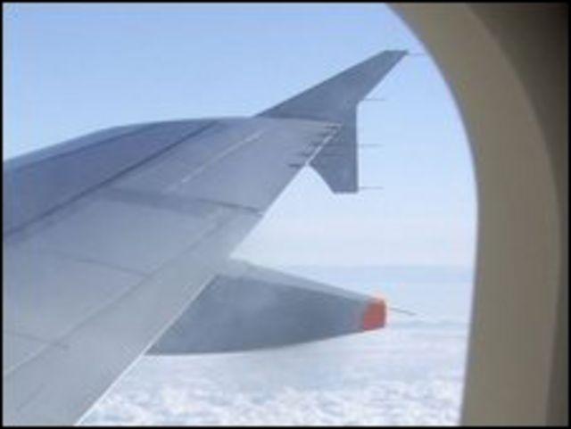 Ala de avión