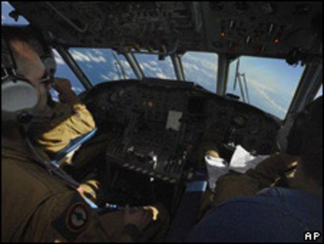 Avión de rescate