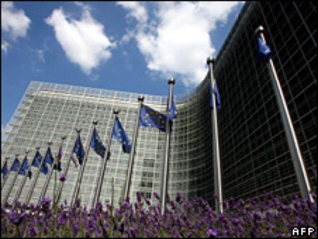 Edificio Berlaymont en Bruselas