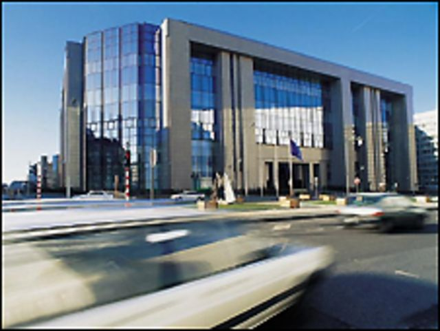 Edificio Justus Libsius en Bruselas