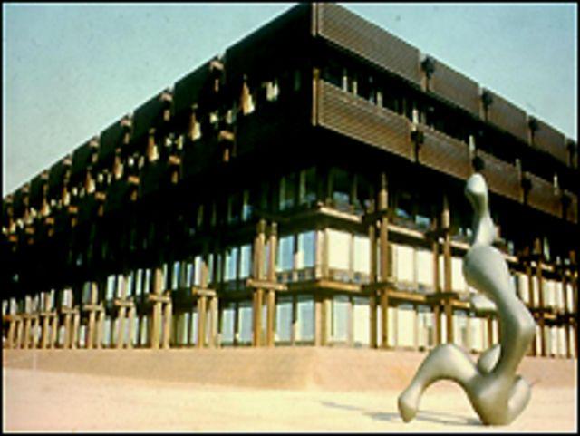 Edificio del Tribunal de Justicia