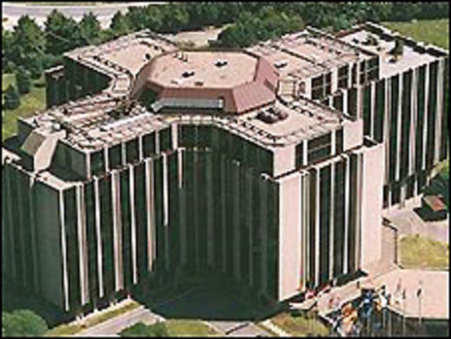 Edificio del Tribunal de Cuentas