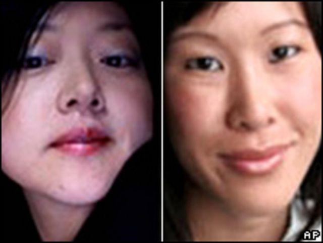 Laura Ling y Euna Lee, periodistas