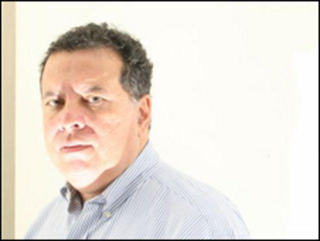 Ibsen Martínez, escritor. Foto cortesía Efren Hernandez