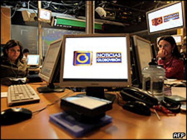 Redacción de Globovisión.