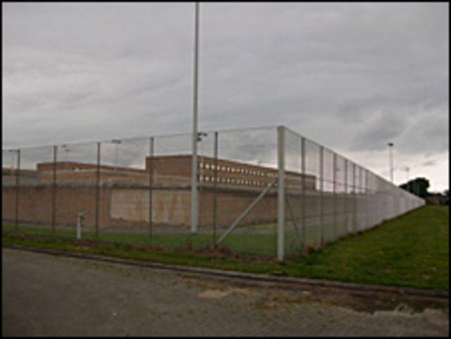 Prisión de Brujas, Bélgica.