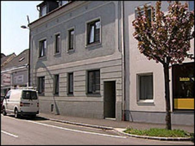 La casa en Amstetten