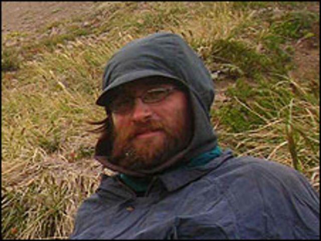 Andrés Folguera, geólogo que hizo el estudio de los Andes