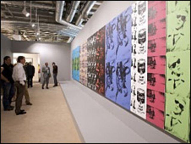 Galería Bruno Bischofberger, Zürich
