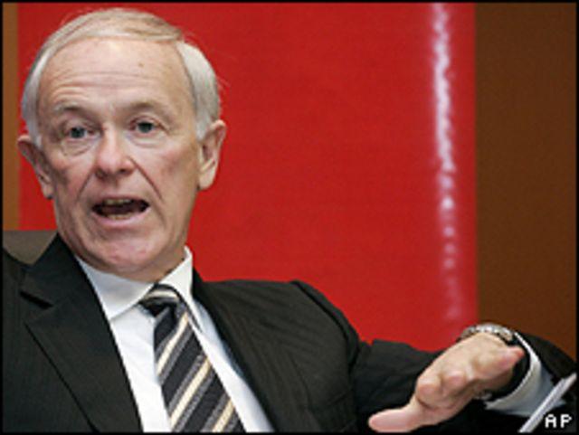 Tim Clark, presidente de Emirates