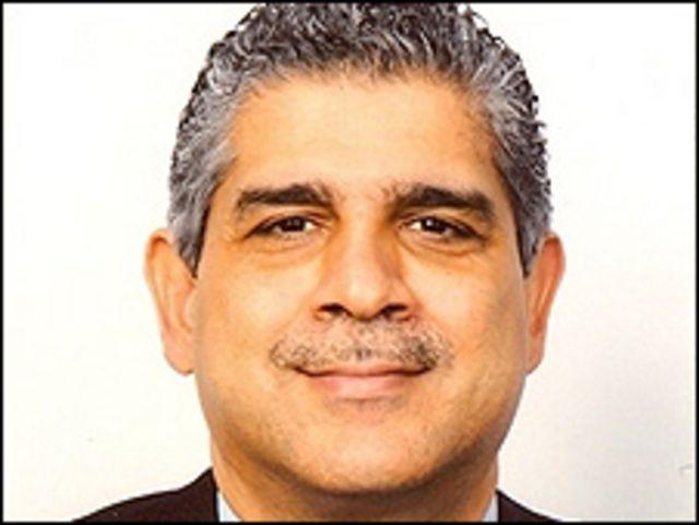 Maen Erekat, embajador de la Autoridad Nacional Palestina en Washington