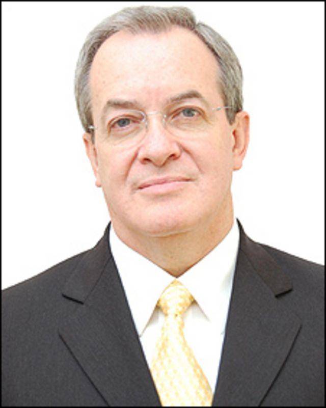 Monte Alejandro Rubido, secretario técnico del Consejo de Seguridad Nacional de México