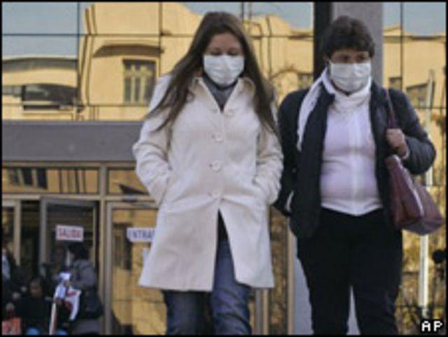 Gripe porcina en Chile