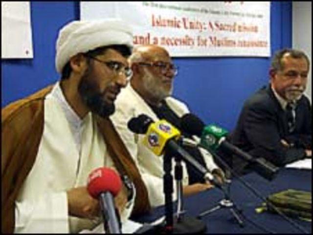 جانب من مؤتمر الوحدة الإسلامية