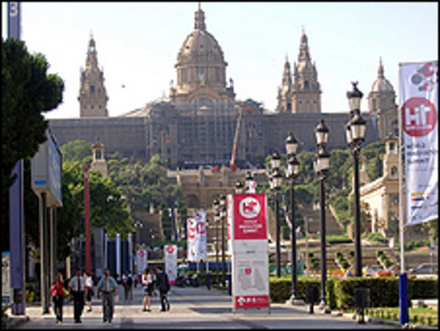 Barcelona anfitriona