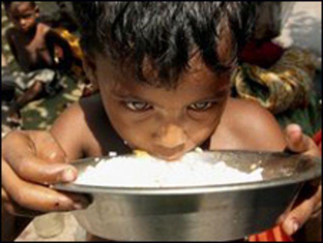 Liên Hiệp Quốc nói gần một tỷ người đang bị đói trên thế giới