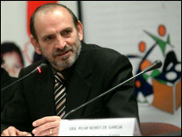 Yehude Simon, presidente del Consejo de Ministros del Perú (foto cortesía agencia Andina).