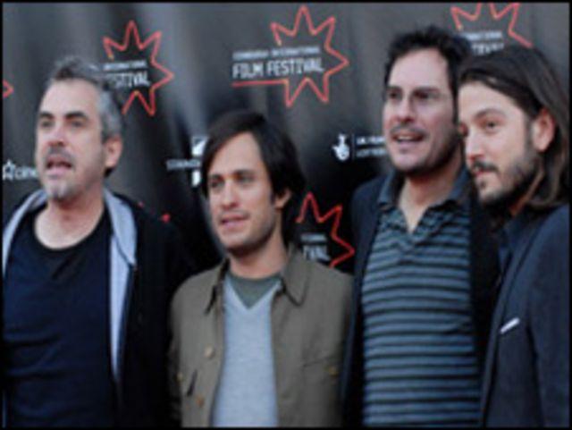 Cine mexicano en el Festival de Edimburgo