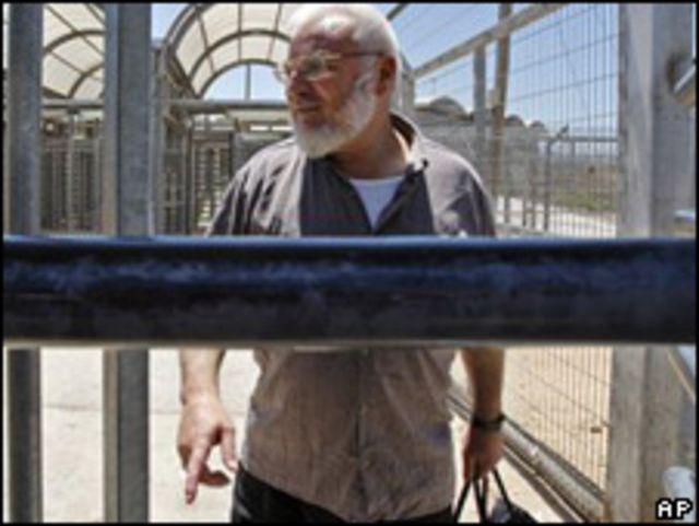 Aziz Dweik, presidente parlamento palestino