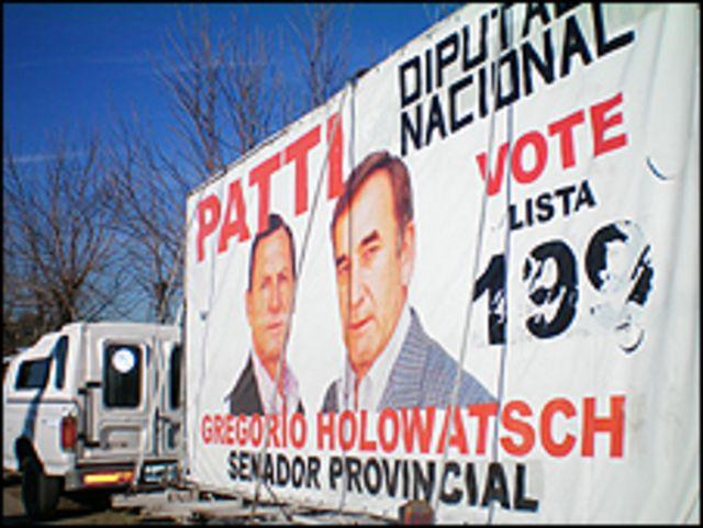 Campaña de Luis Patti