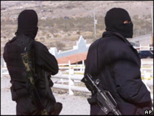 Soldados mexicanos (foto de archivo).