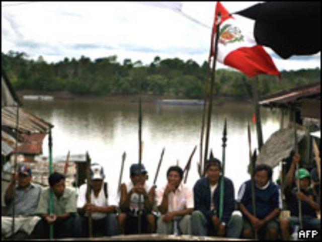 Indígena Peruano