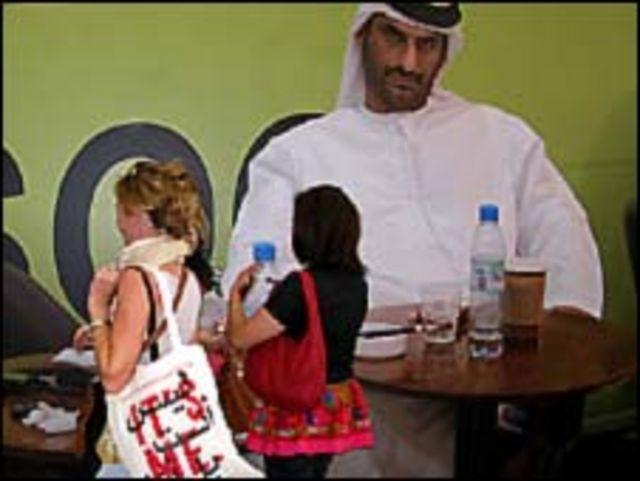 جناح الإمارات في بينالي البندقية