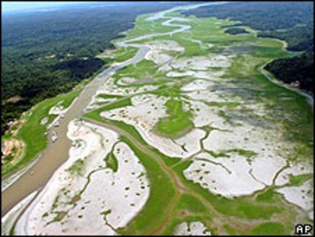 Amazonas brasileño.