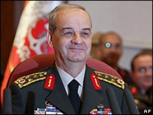 الجنرال الكر باسبونج