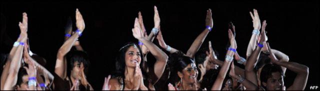 Artistas de Bollywood