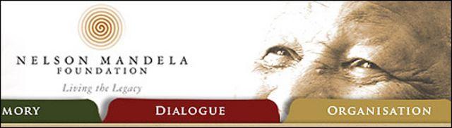 Sitio Fundación Nelson Mandela