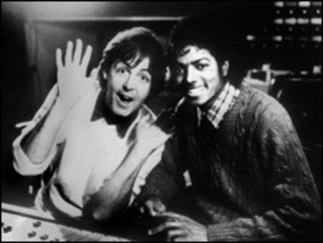 Jackson y McCartney