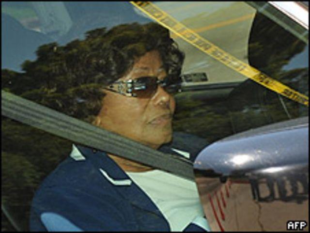 Katherine Jackson, madre de Michael.
