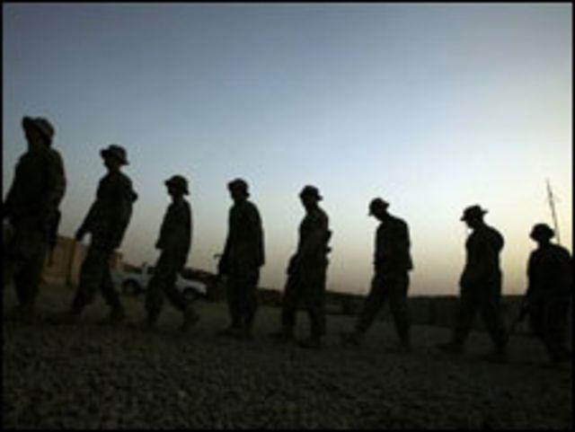 Lính Mỹ ở Iraq
