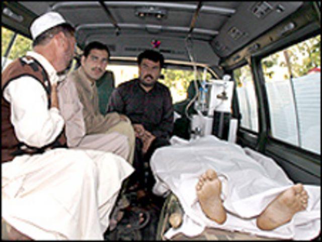 أعمال عنف في باكستان