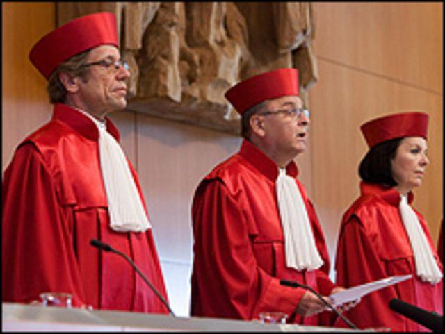 قضاة المان