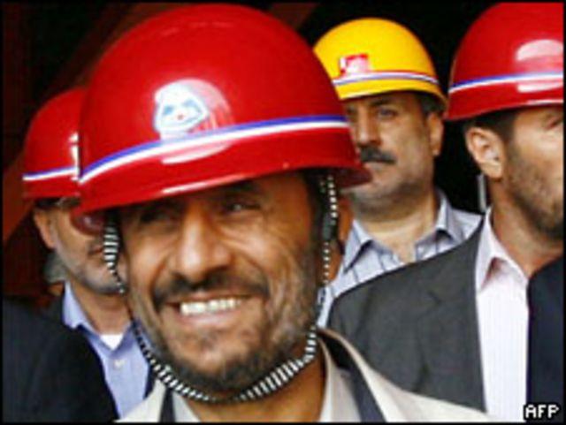 الرئيس احمدي نجاد