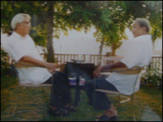 Ông Võ Văn Kiệt gặp ông Nguyễn Hộ