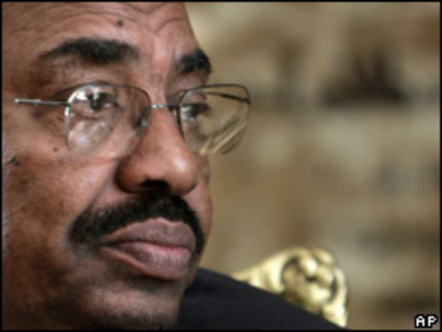 Omar al Bashir, presidente de Sudán.