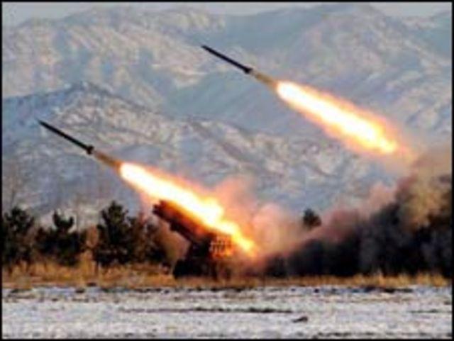 صواريخ سكود كورية