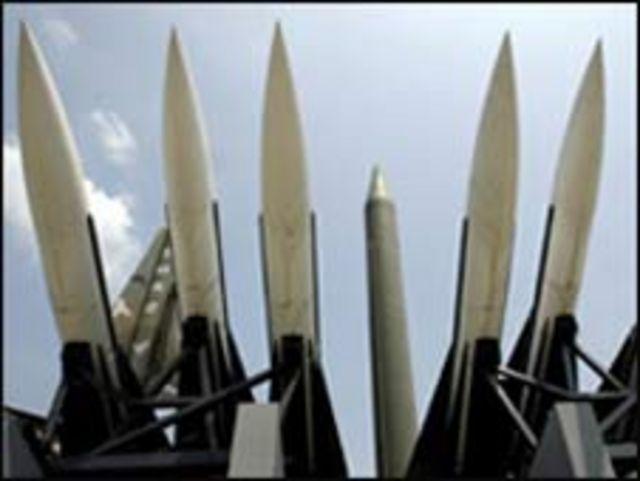 صواريخ سكود