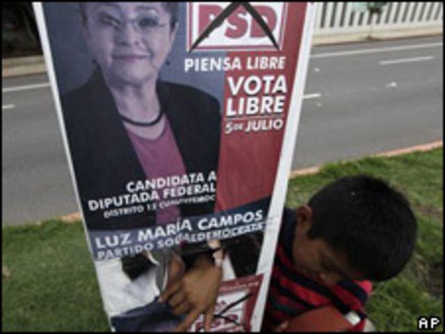Campaña electoral PSD