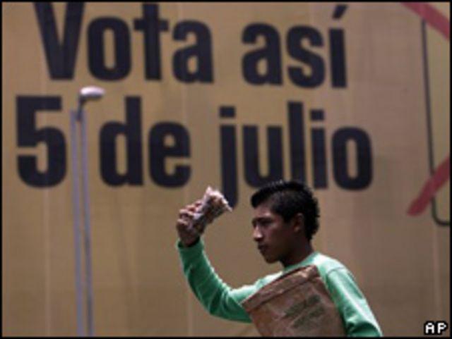Campaña para votar