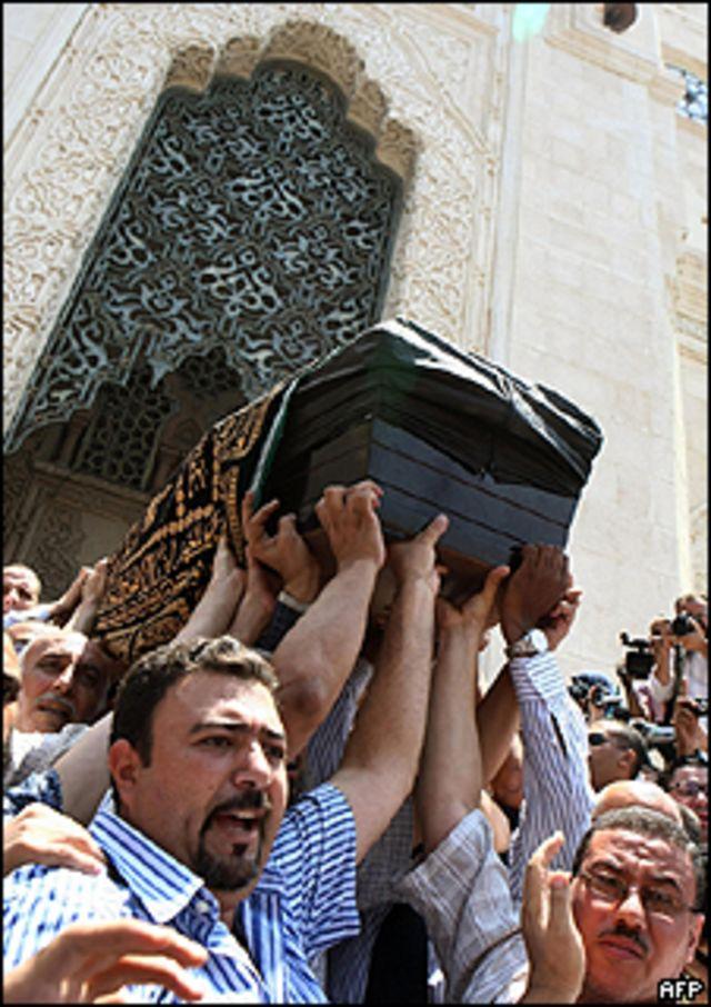 Funerales de Marwa al-Cherbini